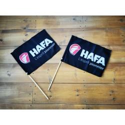 Drapeau de supporter Hafa