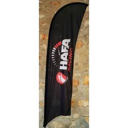 Drapeau flamme Voile seule - HAFA Racing