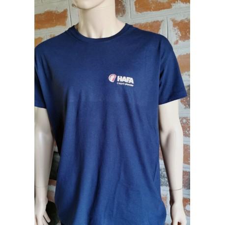 T-shirt navy HAFA