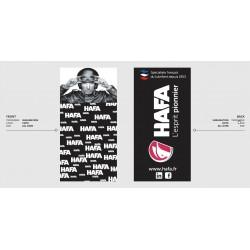 Tapis Patio avec bordure Hafa 2016 - 85 x150 cm